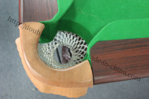 Interenational Standard Solid Wood with Slate Billiard Snooker Table pictures & photos