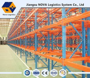 Warehouse Storage Double Pallet Rack pictures & photos