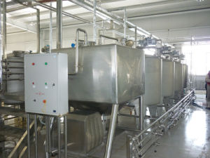Food Sanitary Stainless Steel 1000L Milk Emulsifier Tank pictures & photos