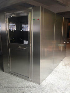 Two Side Air Blowing Cleanroom Air Shower pictures & photos