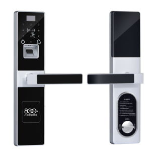 APP Lock Android Phone Control Smart Lock Finger Print Code Smart Card Door  Lock