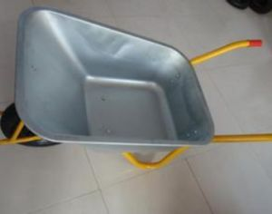 Hand Tools Industial Building Equipment Powder Coating Garden Wheelbarrow Wb5009 pictures & photos