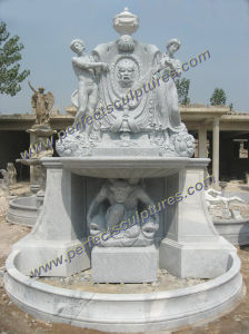 Water Garden Fountain for Garden Stone Sculpture (SY-F102) pictures & photos
