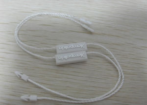 Seal Tag/Plastic Seal/Lacres PARA Roupa/ Lacre /Plastic Seal Tag for Garments (BY80102) pictures & photos