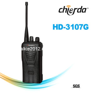 UHF/VHF Handheld Radio Two-Way Radio Transceiver (HD-3107G)
