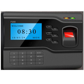 Fingerprint Time Attendance & Access Control Systems (F200)
