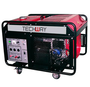 Tw11000 10kw Gasoline Generator for Home Use pictures & photos