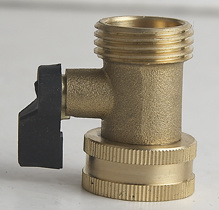 One-Way Brass Valve