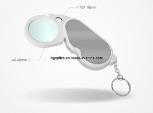 4X 15X Jewellery Loupe with LED Lamp pictures & photos