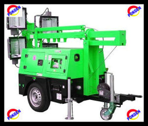 Trailer Light Tower/ Flood Light Tower/ Mobile Light Tower