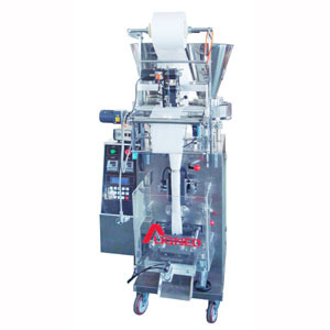 Granule Packaging Machine-Two Material (DXDK120) pictures & photos