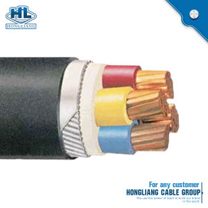 China Copper/Aluminum Conductor XLPE/PVC Insulated Steel Wire ...