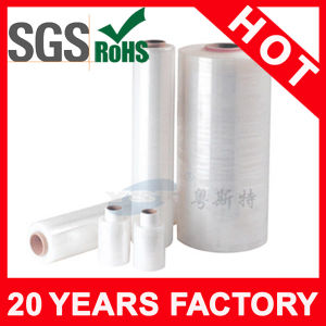be28543b0a7 China 20 Micron Transparent Hand Shrink Wrap Film Roll - China ...