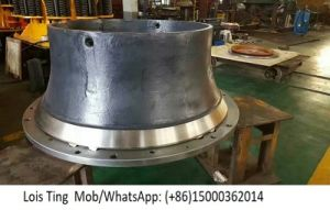 Sandvik Single Cylinder Cone Crusher Mantle Concave for H/S 6800 4800 3800  2800 and CH/CS 660 440 430