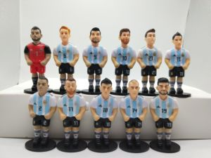 Lovely Football Player Figures for Promotion Soccer Figures