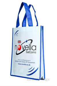 A4 Promotional Tote Bag (hbnb-406) pictures & photos