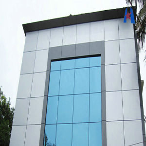 Building Materials Guangzhou Exterior Wall Panels