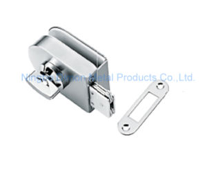 Dimon Glass Shower Screen Lock Keyless Glass Door Floor Lock Dm-Ds 65-7A