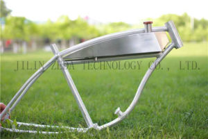 Bike Frame With Gas Tank Built In