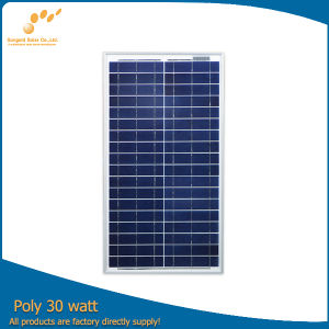 18V 30W Solar Panel Price India for Home Use