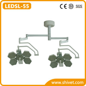 Veterinary Shadowless Operating Lamp (LEDSL-55) pictures & photos