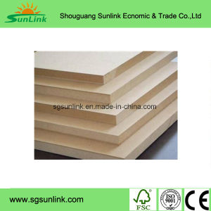 Melamine MDF/ High Glossy MDF for Decoration pictures & photos