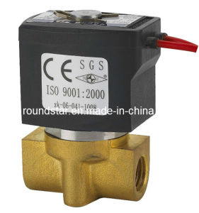 Brass Small Solenoid Valve pictures & photos