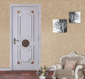 Swing Open Doors Wood Lacquer Bake Furniture Interior Door