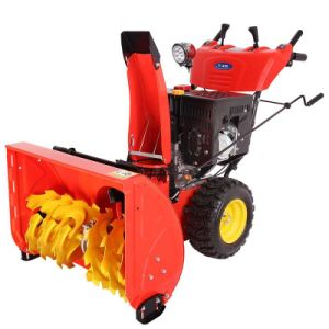 Hot Sell Gasoline Wheel Snow Blower (TY28DG110)