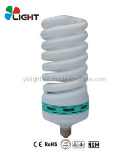 Full Spiral CFL T6 85W Energy Saving Lamp with CE RoHS