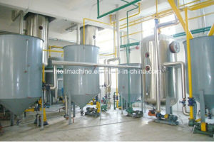 2015 Huatai Newest Technology Coconut Seed Oil Refining Machine / Edible Oil / Oilseed Refining Equipment