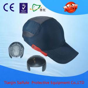 china factory short brim navy blue safety bump cap china safety