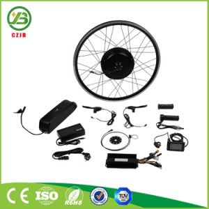 Czjb China 48V 1000W Electric Front Wheel Bike Conversion Kit