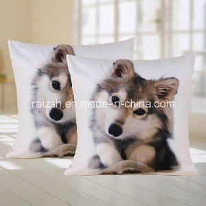 3D Digital Printing Sofa Cushions Animal Prints