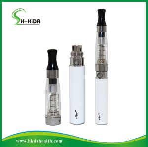 Lady E Cigarette Mini E-Cigarette EGO-T, E Cigarette High Quality with 650/900/1100mAh Battery (EGO-T)