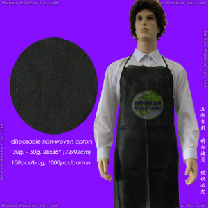 Disposable PP Apron pictures & photos