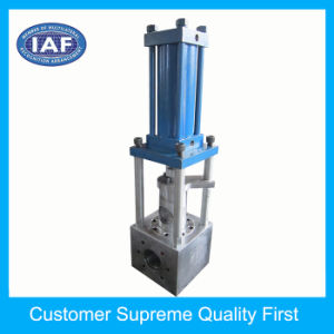 Kinds Hydraulic Extrusion Screen Changer for Standard Extruders pictures & photos