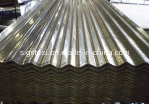 Zinc Coated Corrugated Sheet pictures & photos