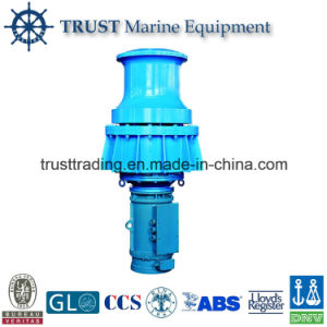 Marine Vertical Electric Capstan Winch pictures & photos
