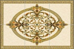 1200X1800mm Ceramic Flooring Carpet Tile (CT1218)