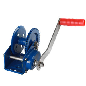 Auto-Brake Hand Winch (H-1200B) pictures & photos