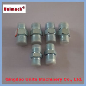 Qingdao Manufacture Amercia Adapters with BSPT Male pictures & photos