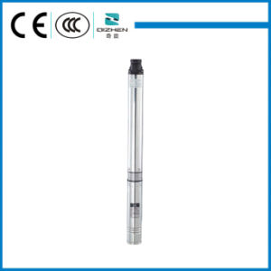 6 Inch Deep Well Stainless Steel Submersible Water Pump pictures & photos