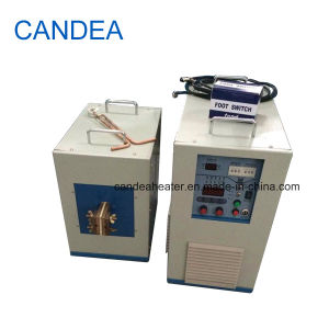 Super High Frequency Induction Heating Machine 20kw