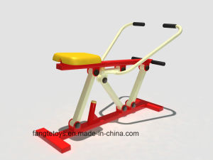 Hot Sale Outdoor Gym Equipment Outdoor Playground Equipment Rowing Machine Outside Park Amusement Equipment FT-Of316