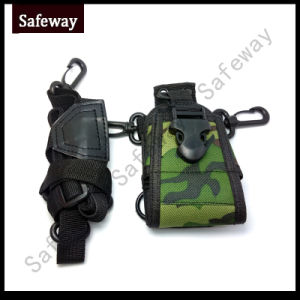Two Way Radio Nylon Carry Case Holder for Kenwood pictures & photos
