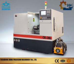 Ck40 High Quality Horizontal Slant Bed CNC Turning Lathe Machine Price pictures & photos
