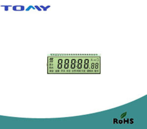 Tn Reflective LCD for Water Meter