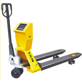 Hand Hydraulic Carrier with Electronic Scale