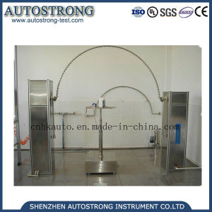Waterproof Test IEC60529 Ipx3 Ipx4 Oscillate Tube Testing Equipment